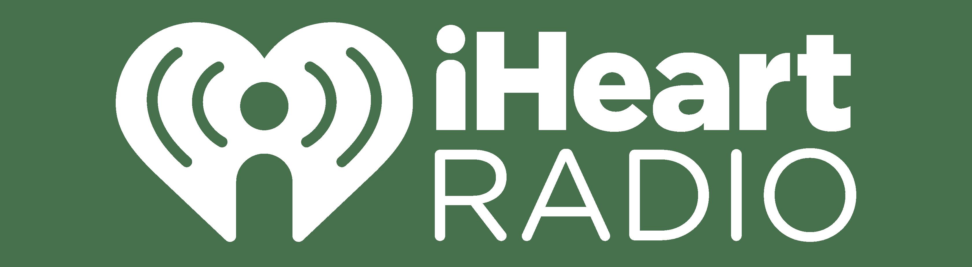 iHeartRadio_Logo_iHR Horizontal Stack White