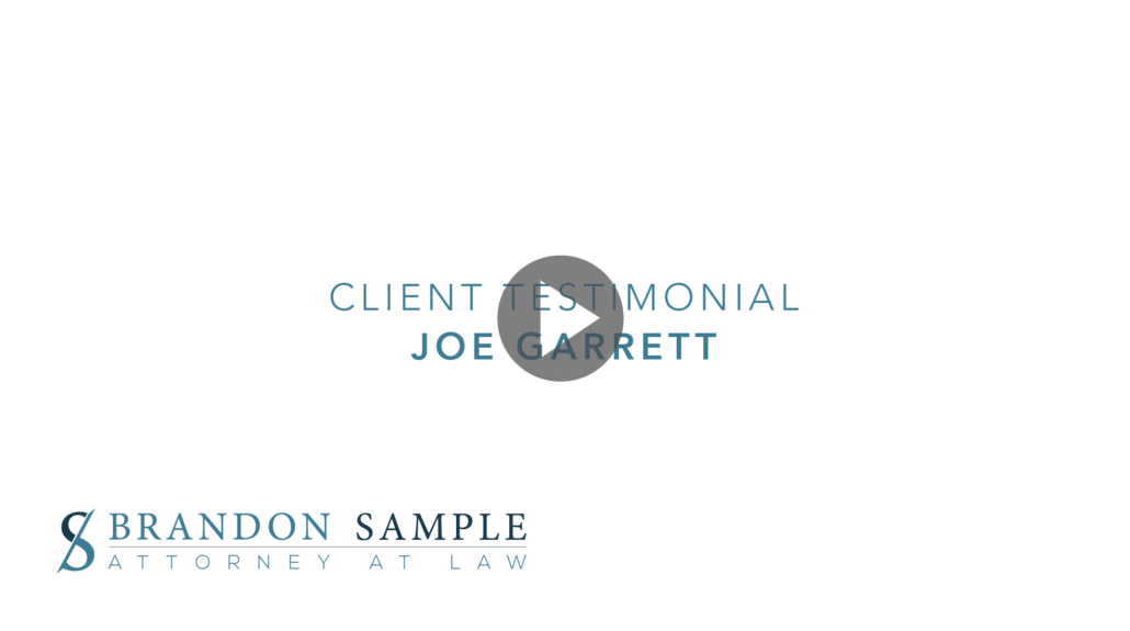Client Review - Joe Garrett